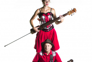 Western Music & Show - Music Duo or Music&Circus Show or Solo Circus Show