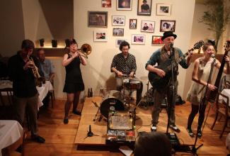 The Waffle Machine Orchestra