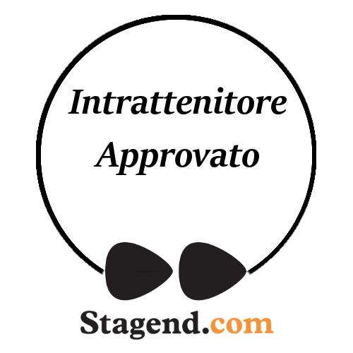 Tiziano Lippmann ( mago Lip ) badge