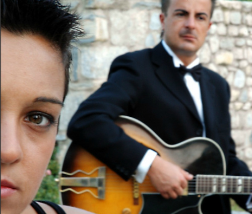 Simona e Paolo Jazz duo `Beatbop` picture