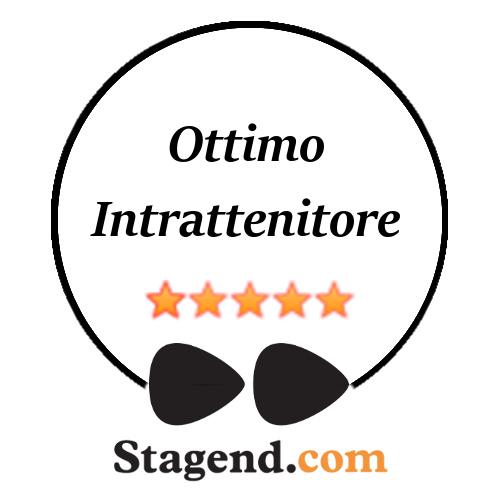 Quartetto Effe badge