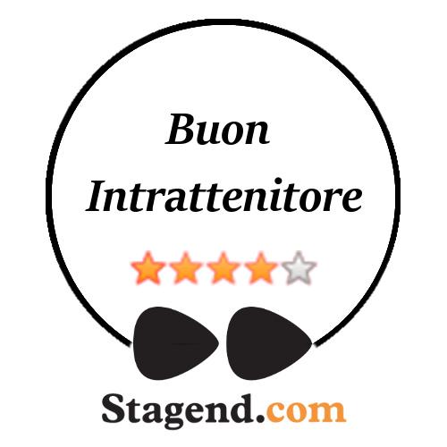 Symon Chitarra Ticinese badge