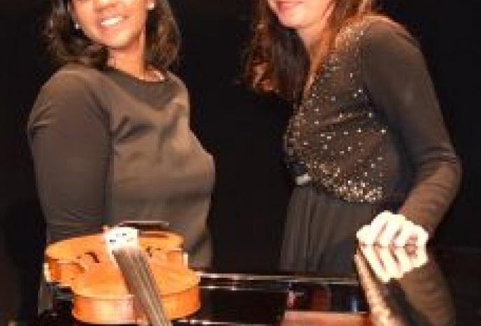 violino + tastiera/organo/pianoforte