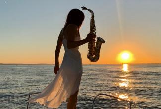 Keeshea Lady Sax - Solo, duo, trio or band